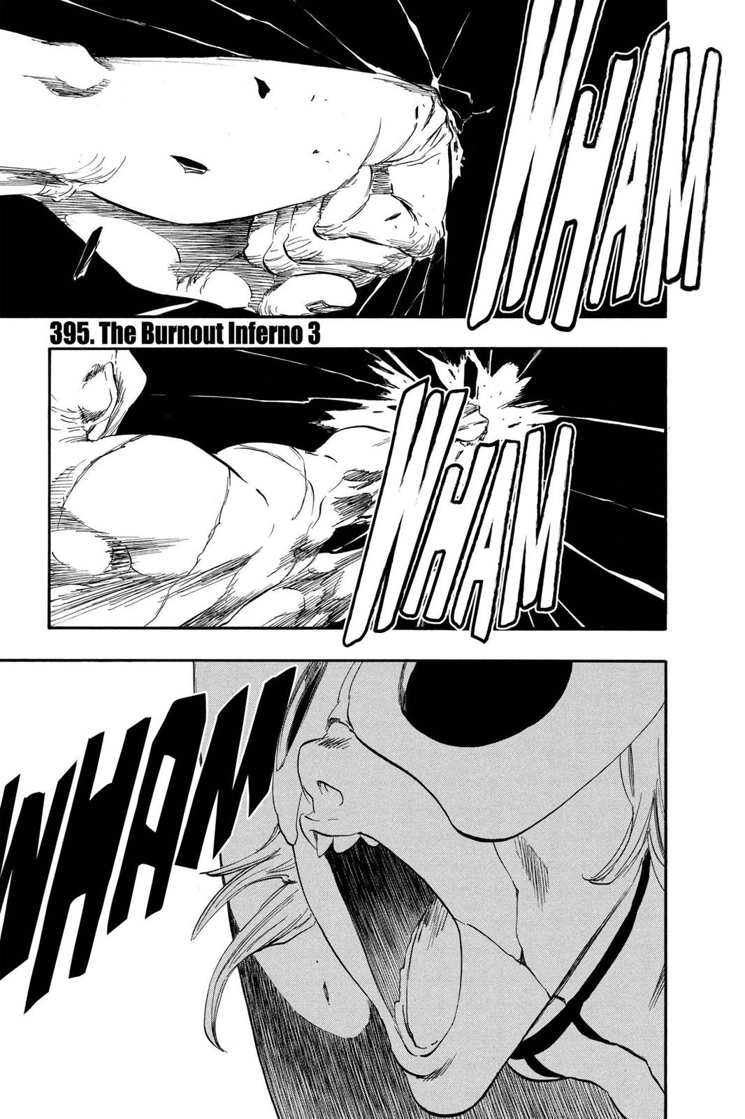 Bleach, Chapter 395 image 001