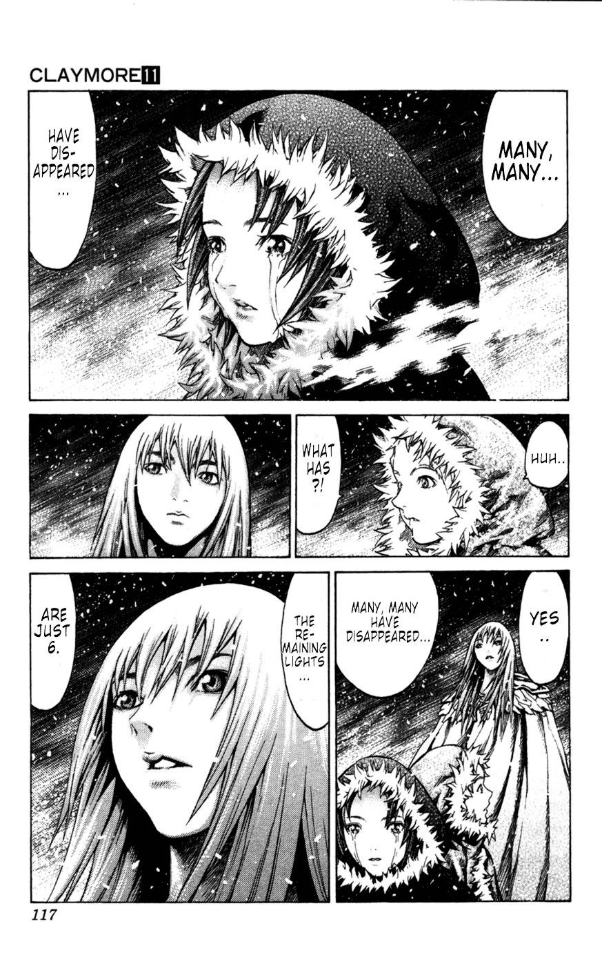 Claymore, Chapter 61 image 023