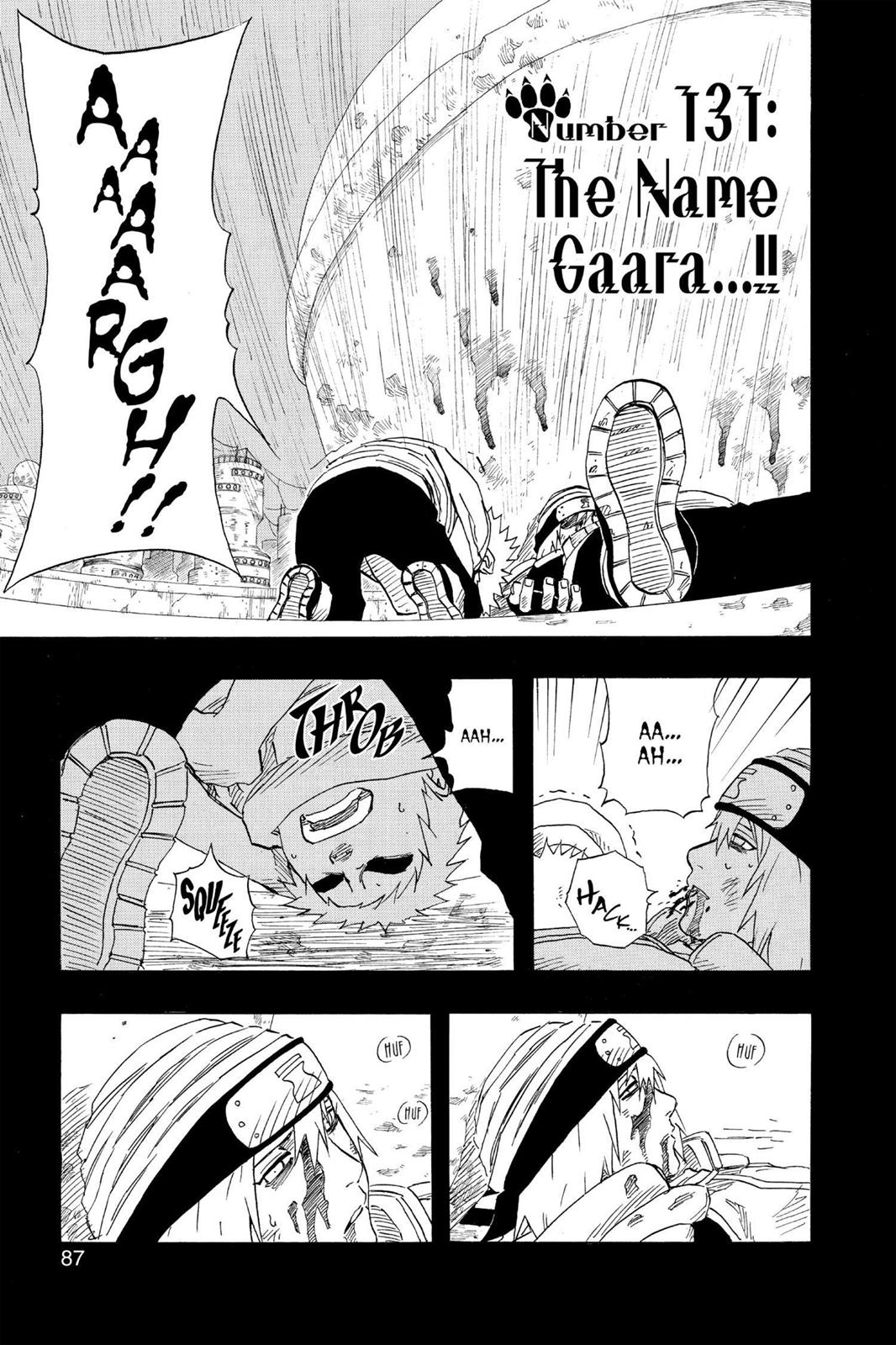 Naruto, Chapter 131 image 001