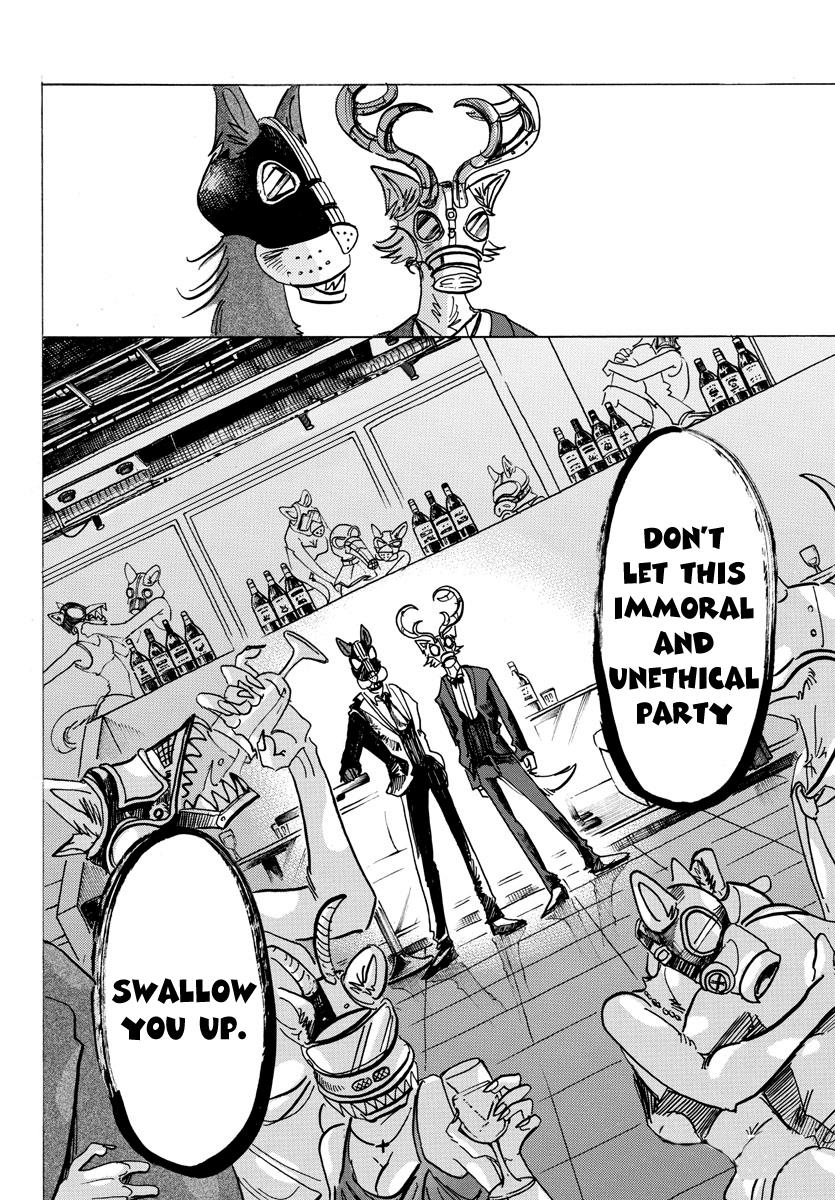 Beastars Manga, Chapter 127 image 018
