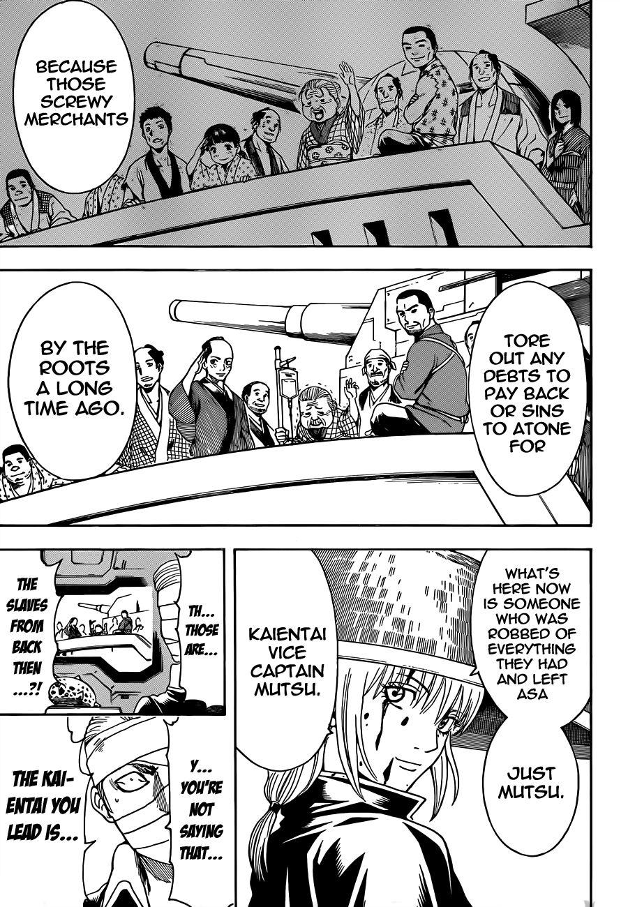 Gintama Chapter, 480 image 009