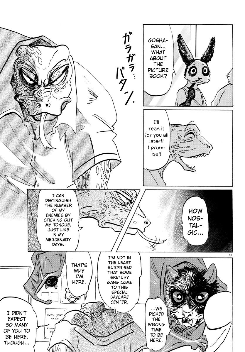 Beastars Manga, Chapter 142 image 013