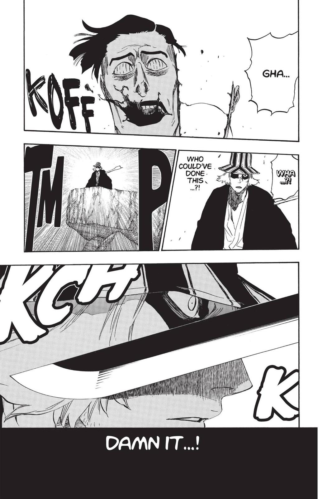 Bleach, Chapter 500 image 023
