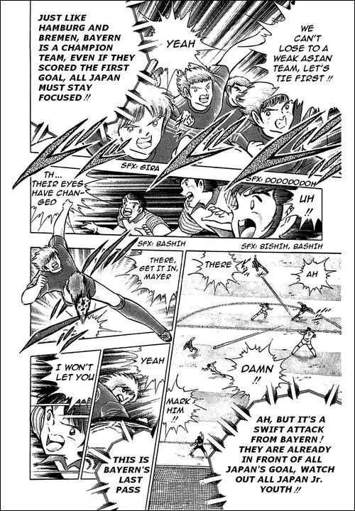 Captain Tsubasa, Chapter 89 image 056
