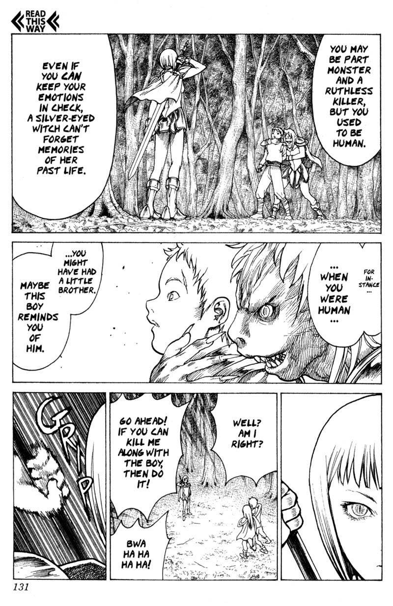 Claymore, Chapter 3 image 022