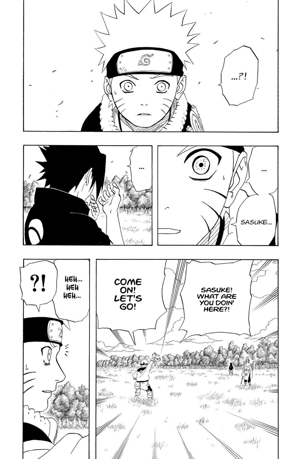 Naruto, Chapter 209 image 020
