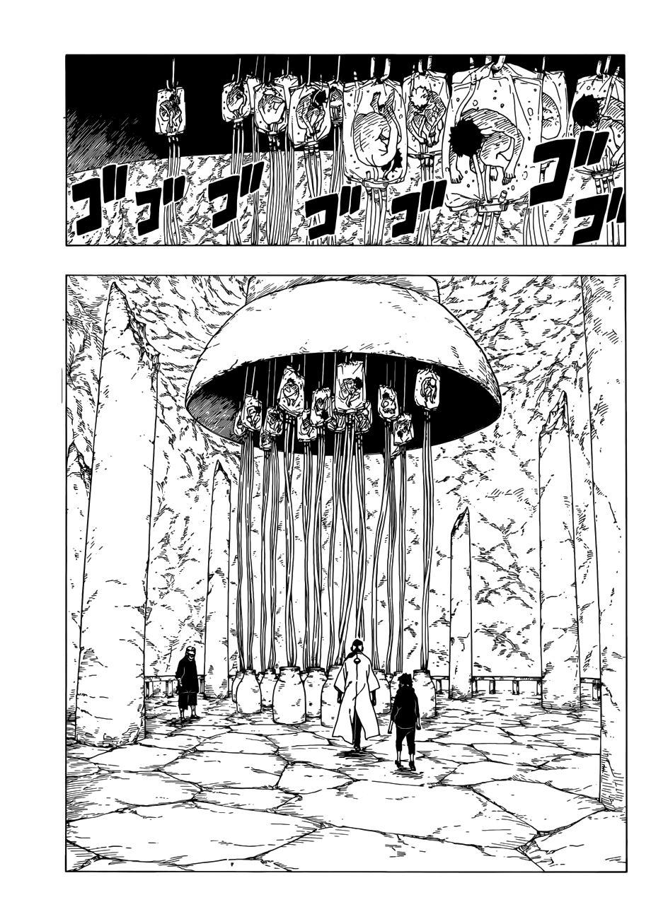 Boruto Manga, Chapter 26 image 004