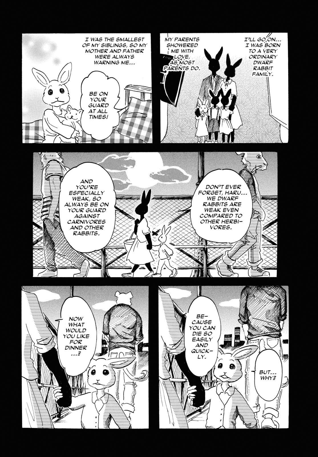 Beastars Manga, Chapter 38 image 005