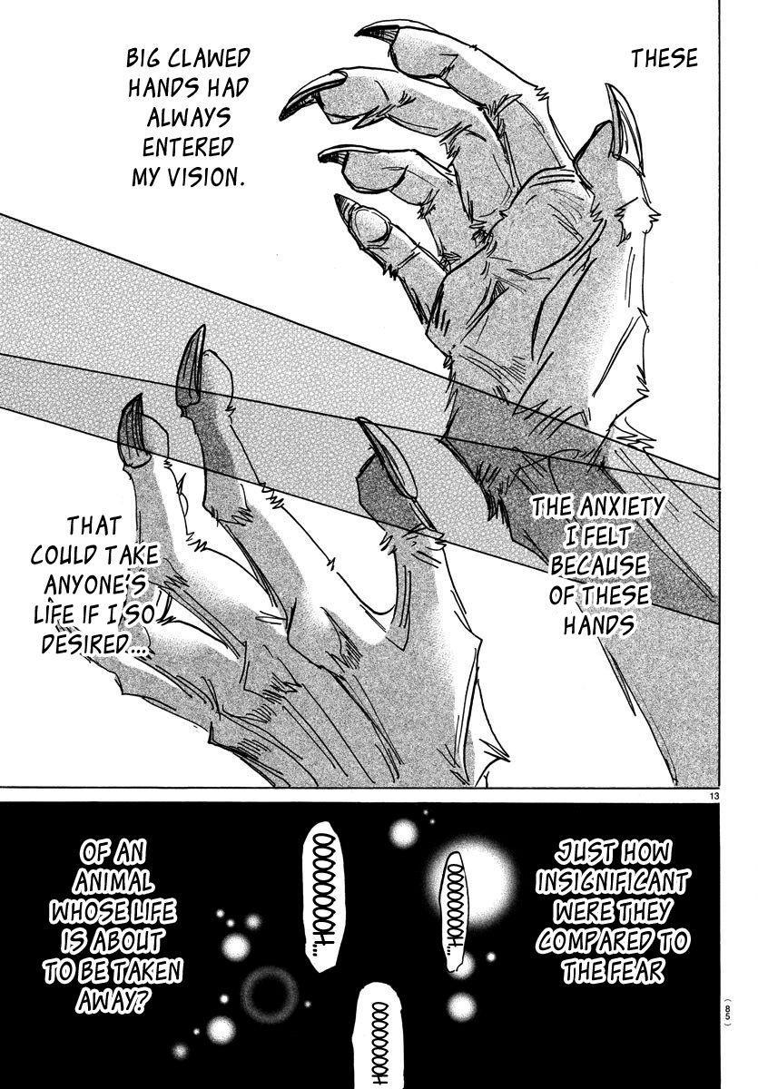 Beastars Manga, Chapter 187 image 013