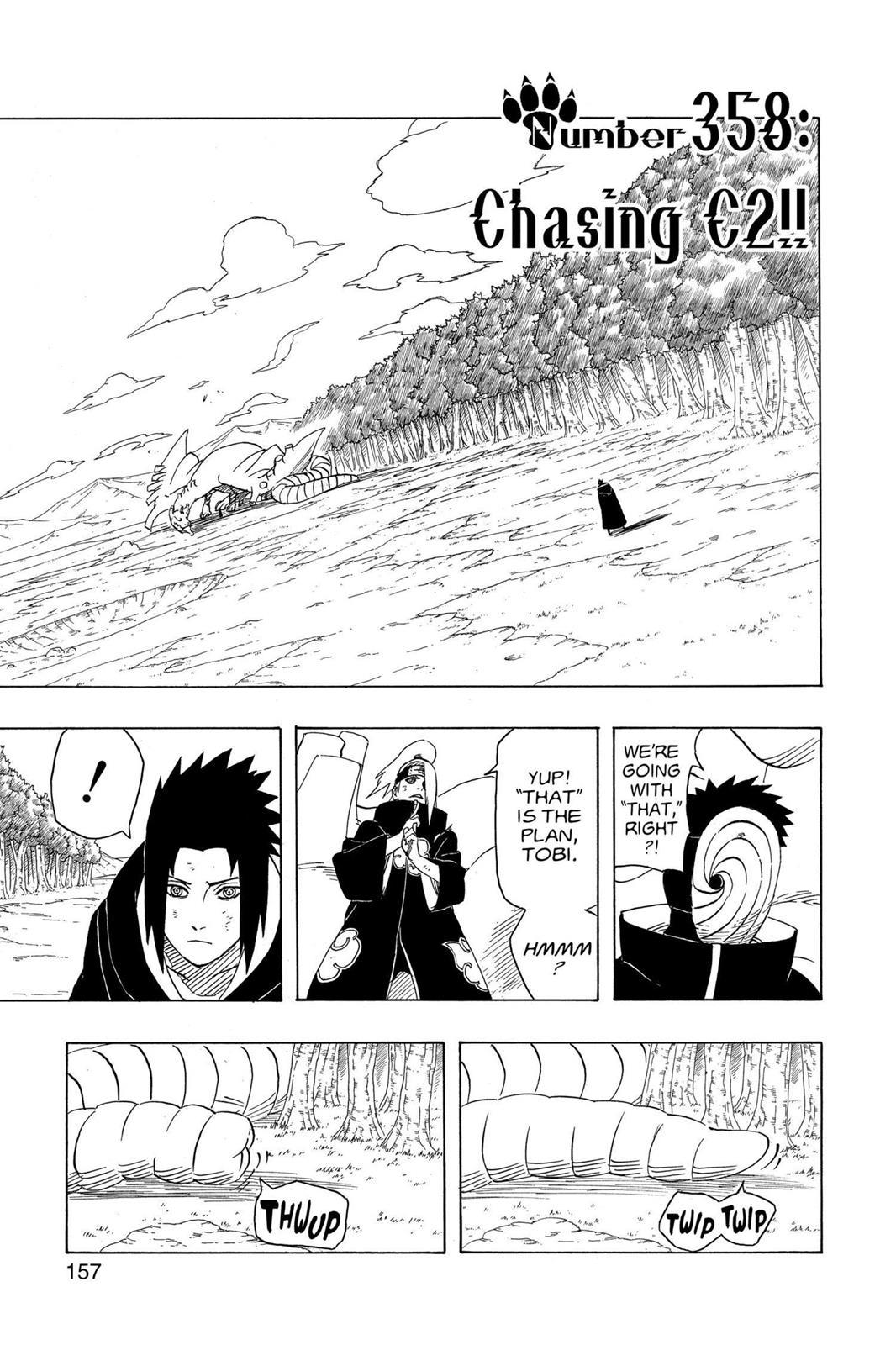Naruto, Chapter 358 image 001