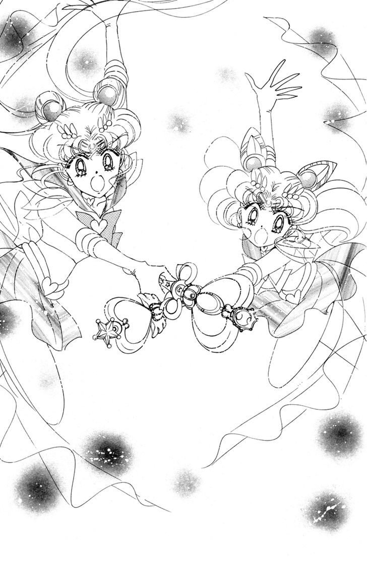 Sailor Moon, Cahpter 37 image 004