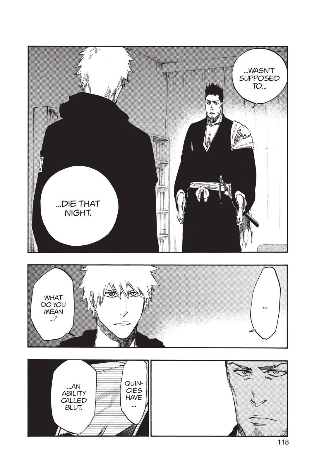 Bleach, Chapter 537 image 002