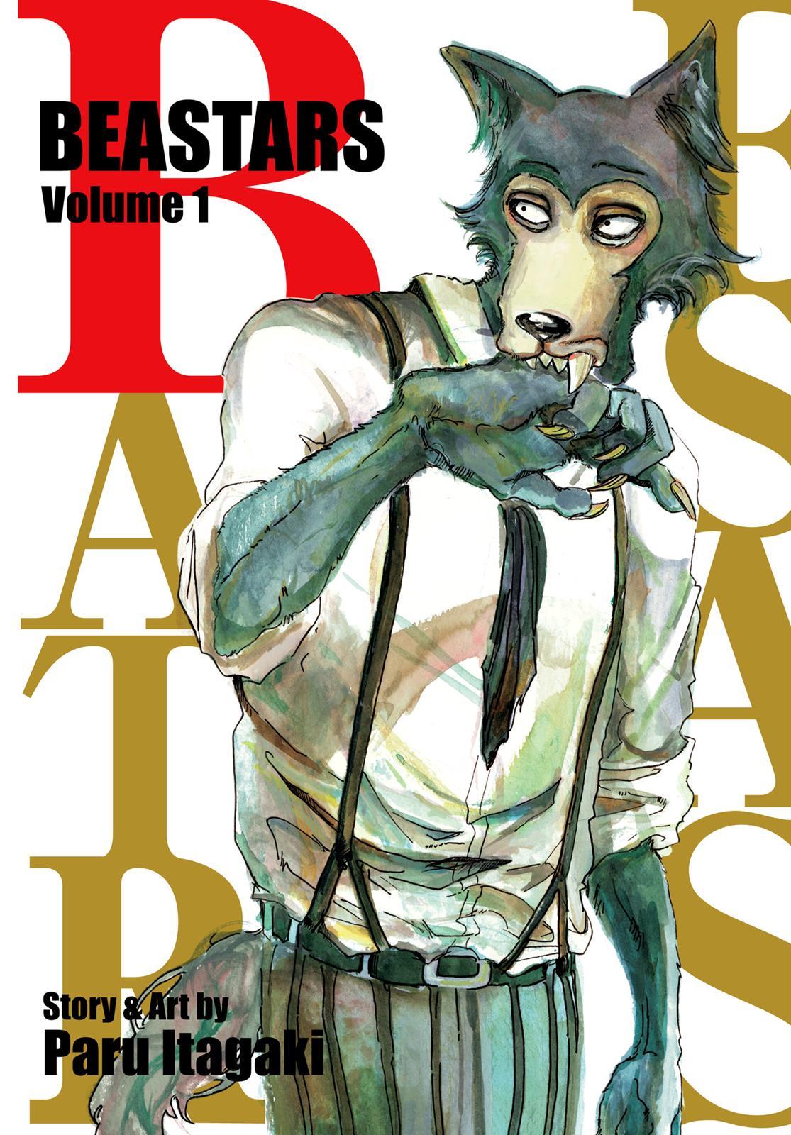 Beastars Manga, Chapter 1 image 001