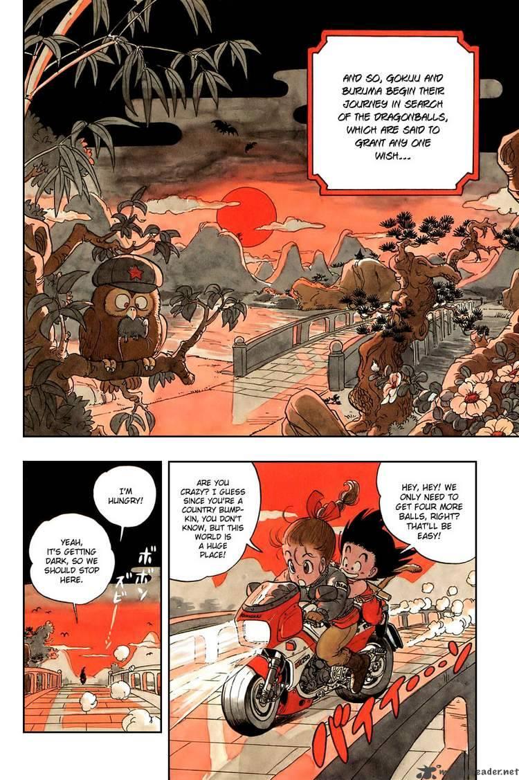 Dragon Ball, Chapter 2 image 001