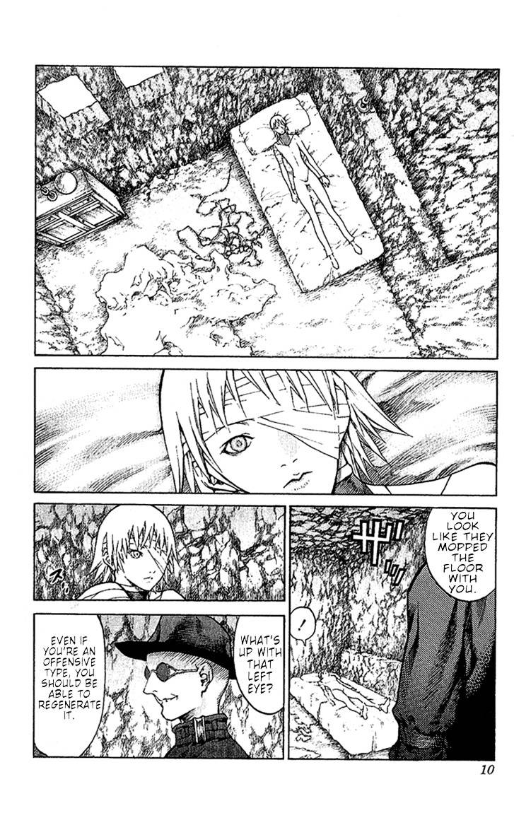 Claymore, Chapter 64 image 011