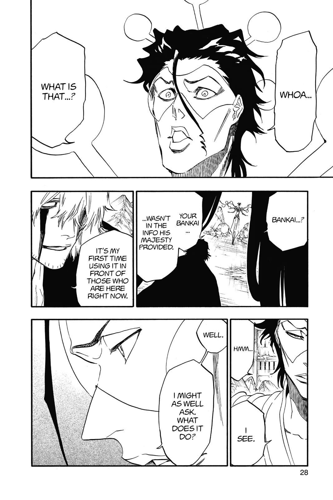 Bleach, Chapter 665 image 003
