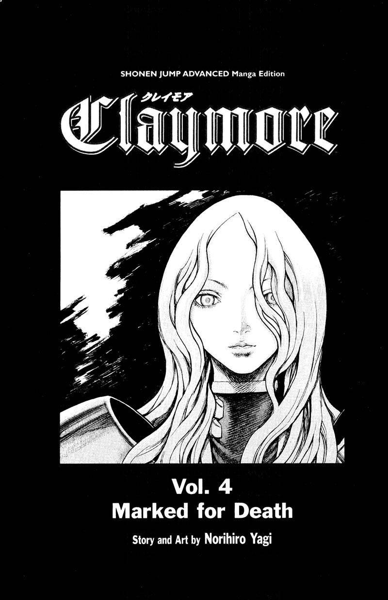 Claymore, Chapter 16 image 004