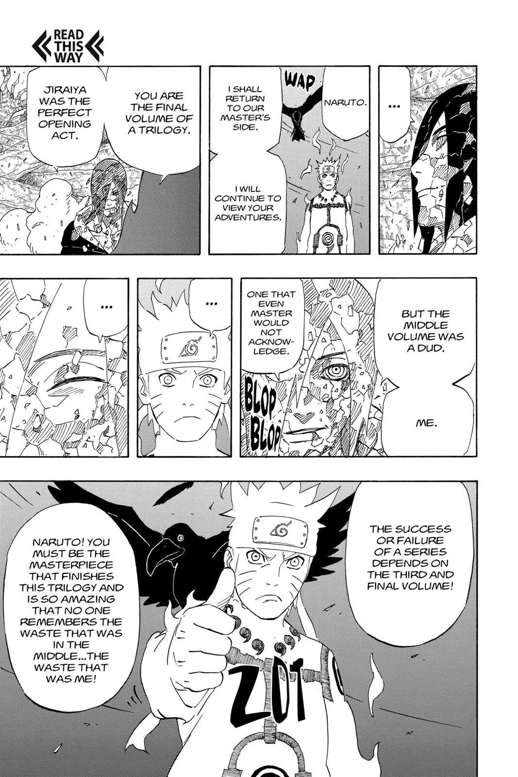 Naruto, Chapter 551 image 015