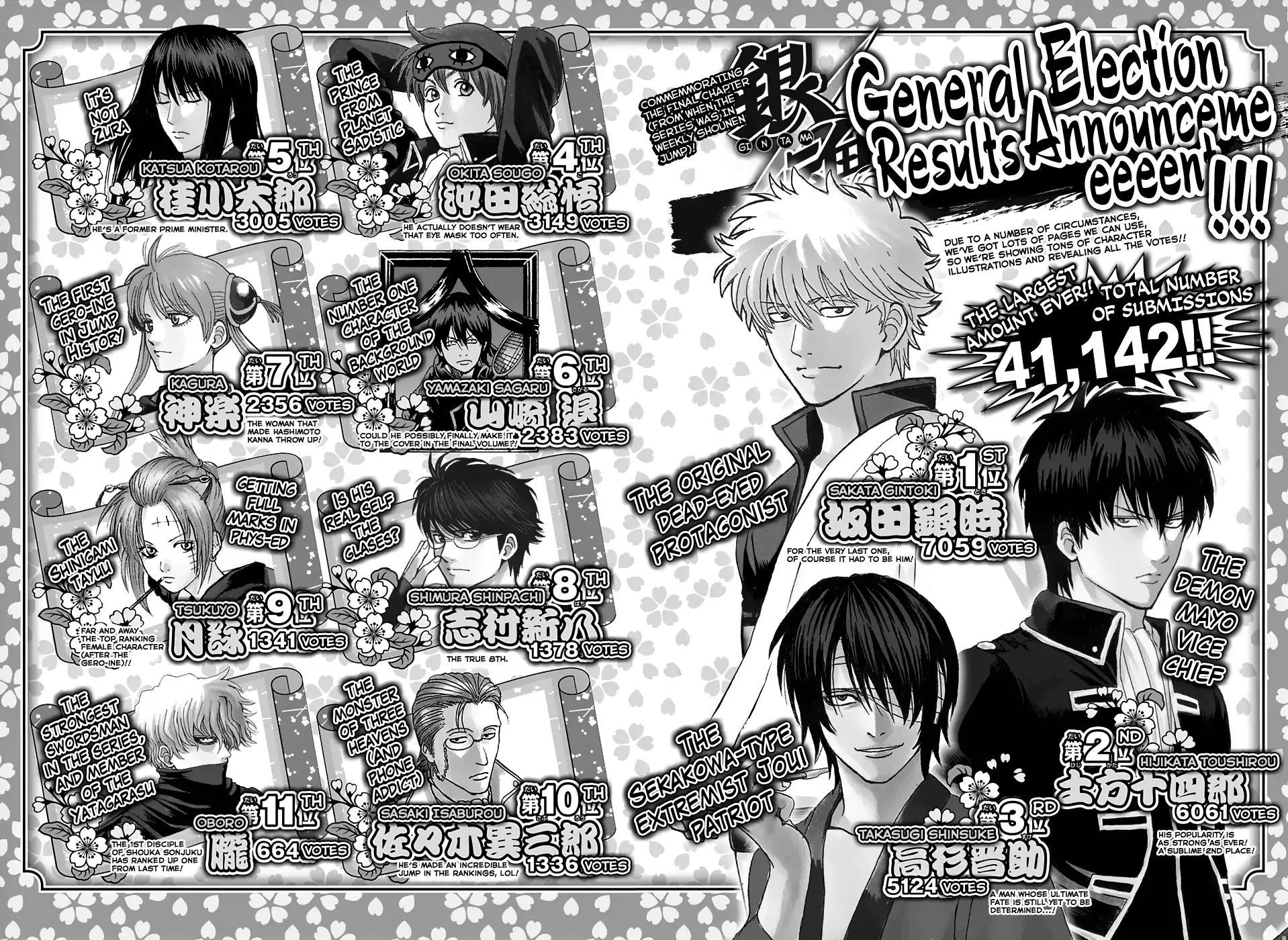 Gintama Chapter, 701 image 051