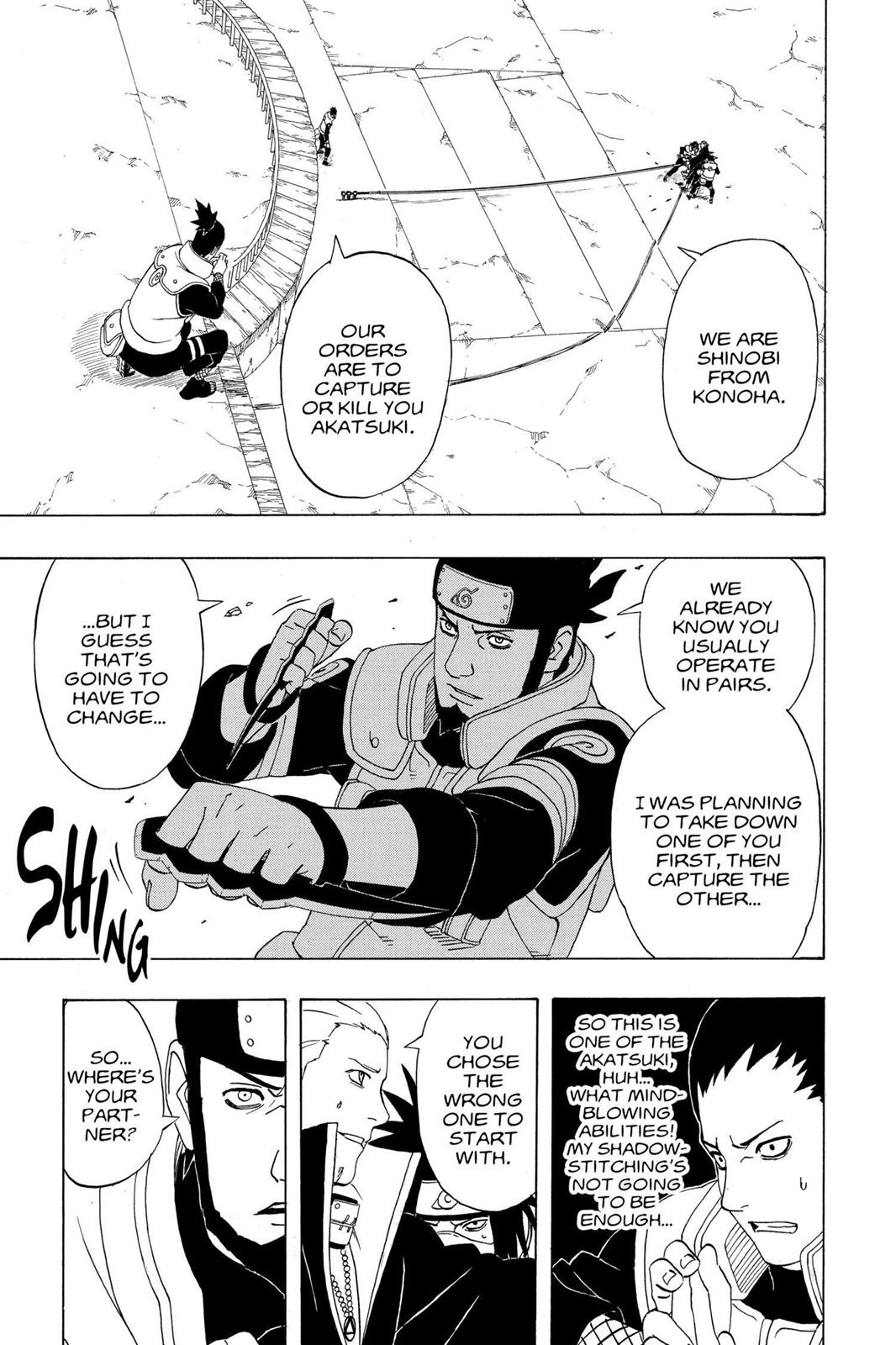 Naruto, Chapter 323 image 003