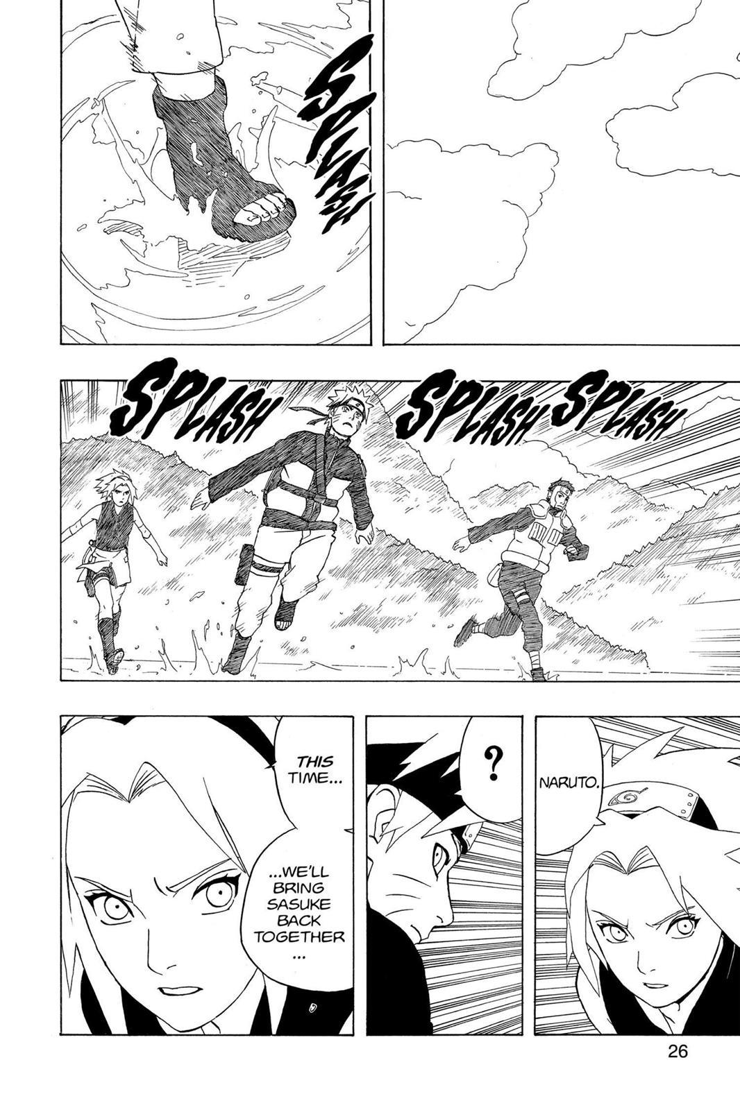 Naruto, Chapter 301 image 002