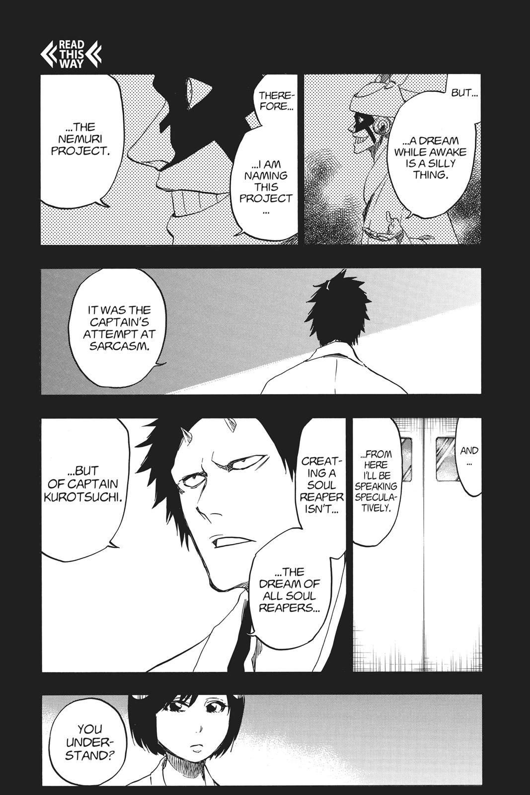 Bleach, Chapter 642 image 007