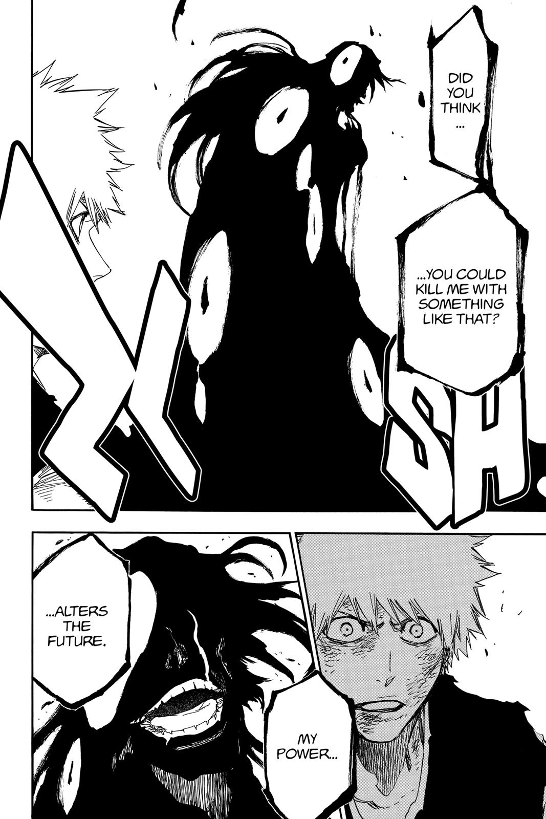 Bleach, Chapter 684 image 006