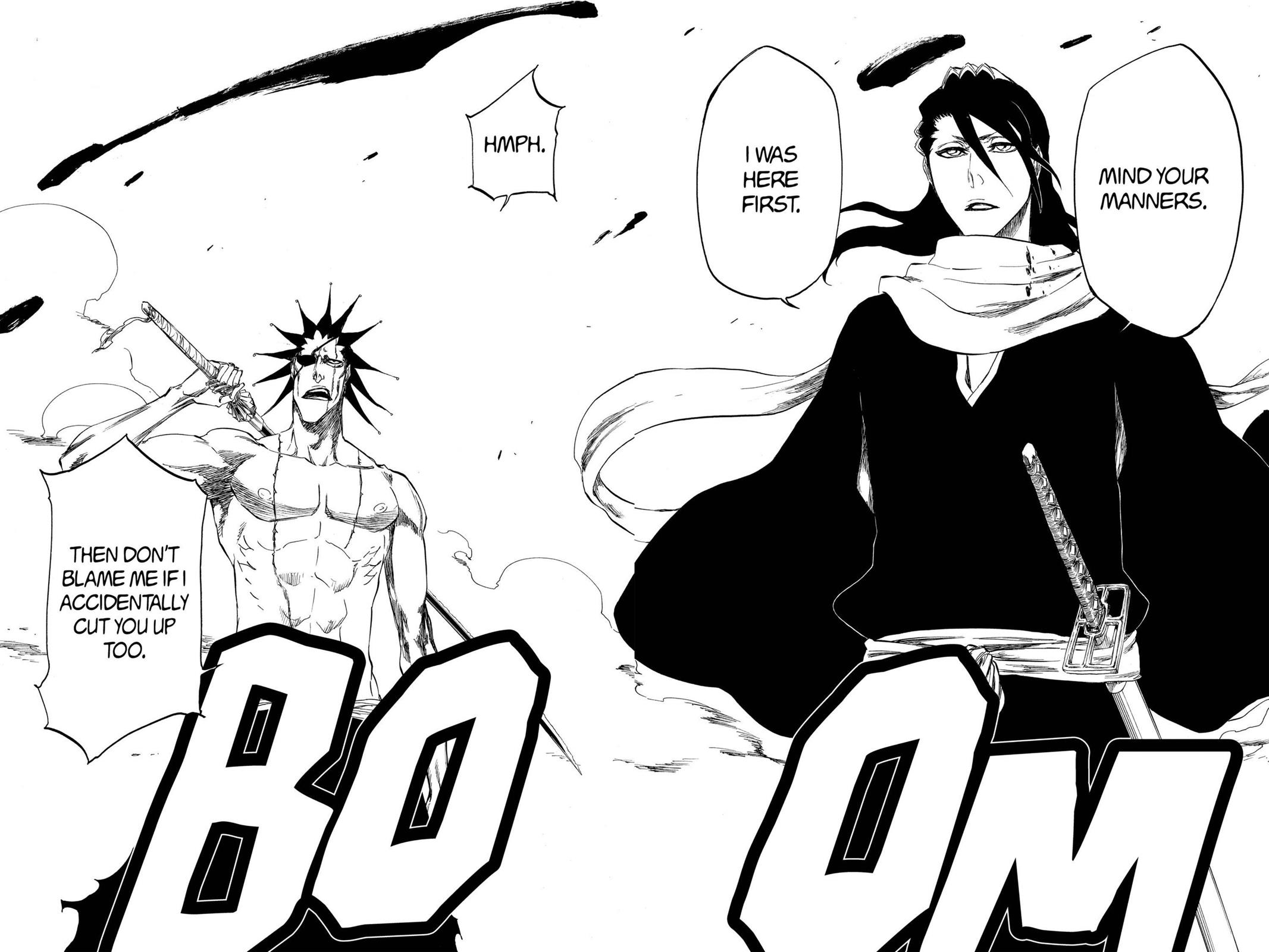 Bleach, Chapter 379 image 021