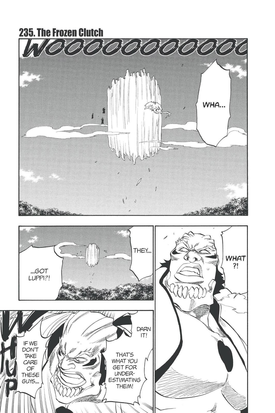 Bleach, Chapter 235 image 001