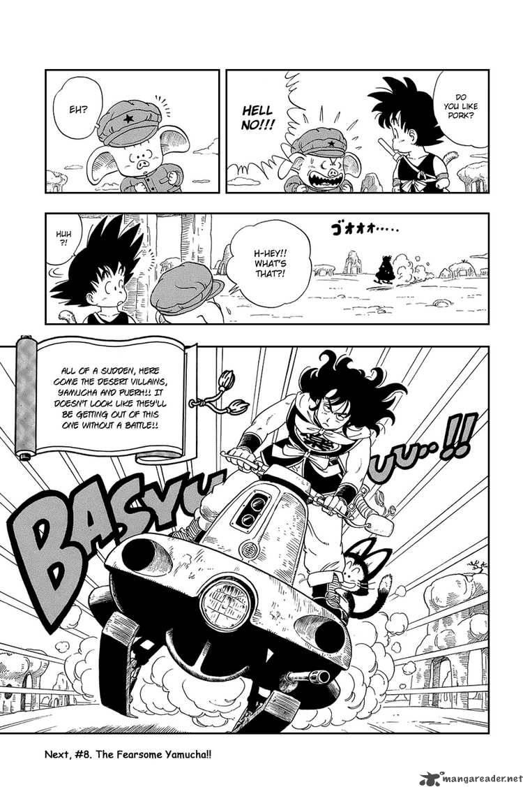 Dragon Ball, Chapter 7 image 014
