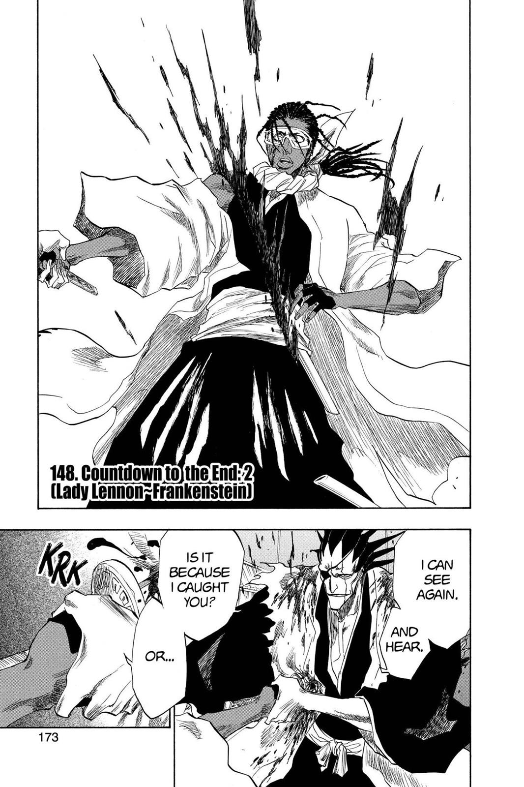 Bleach, Chapter 148 image 001