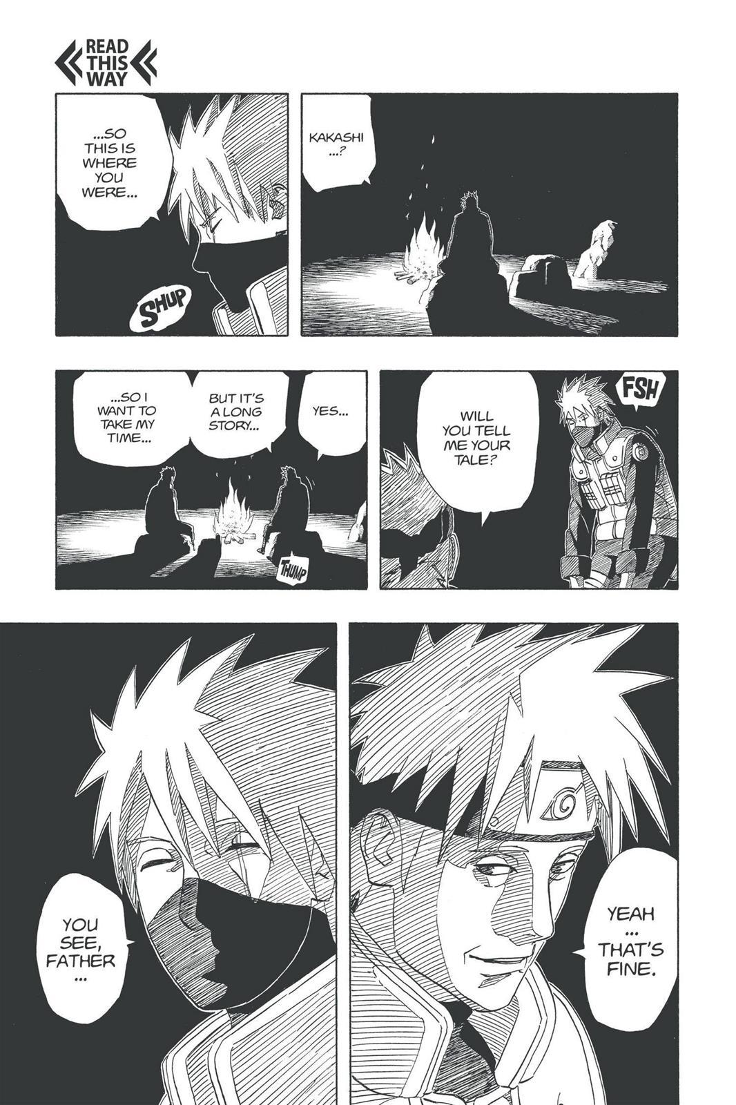Naruto, Chapter 425 image 003