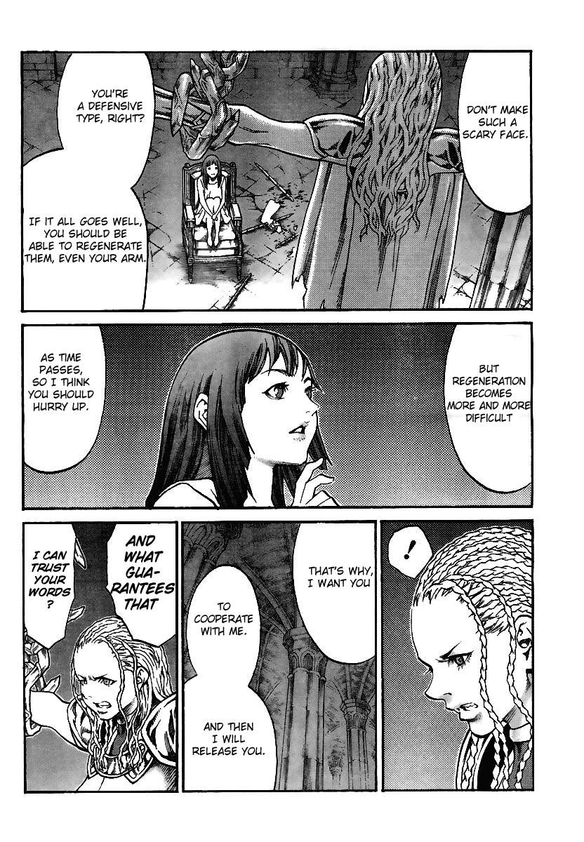 Claymore, Chapter 82 image 007