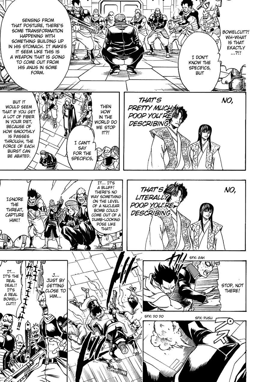 Gintama Chapter, 600 image 011