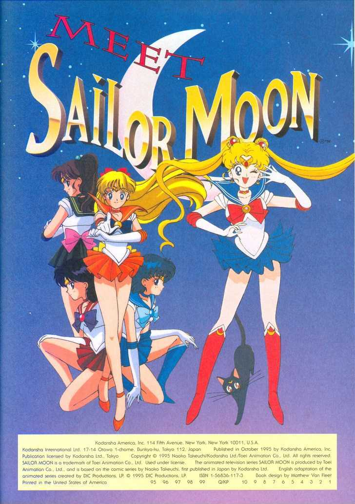 Sailor Moon, Cahpter 2 image 002