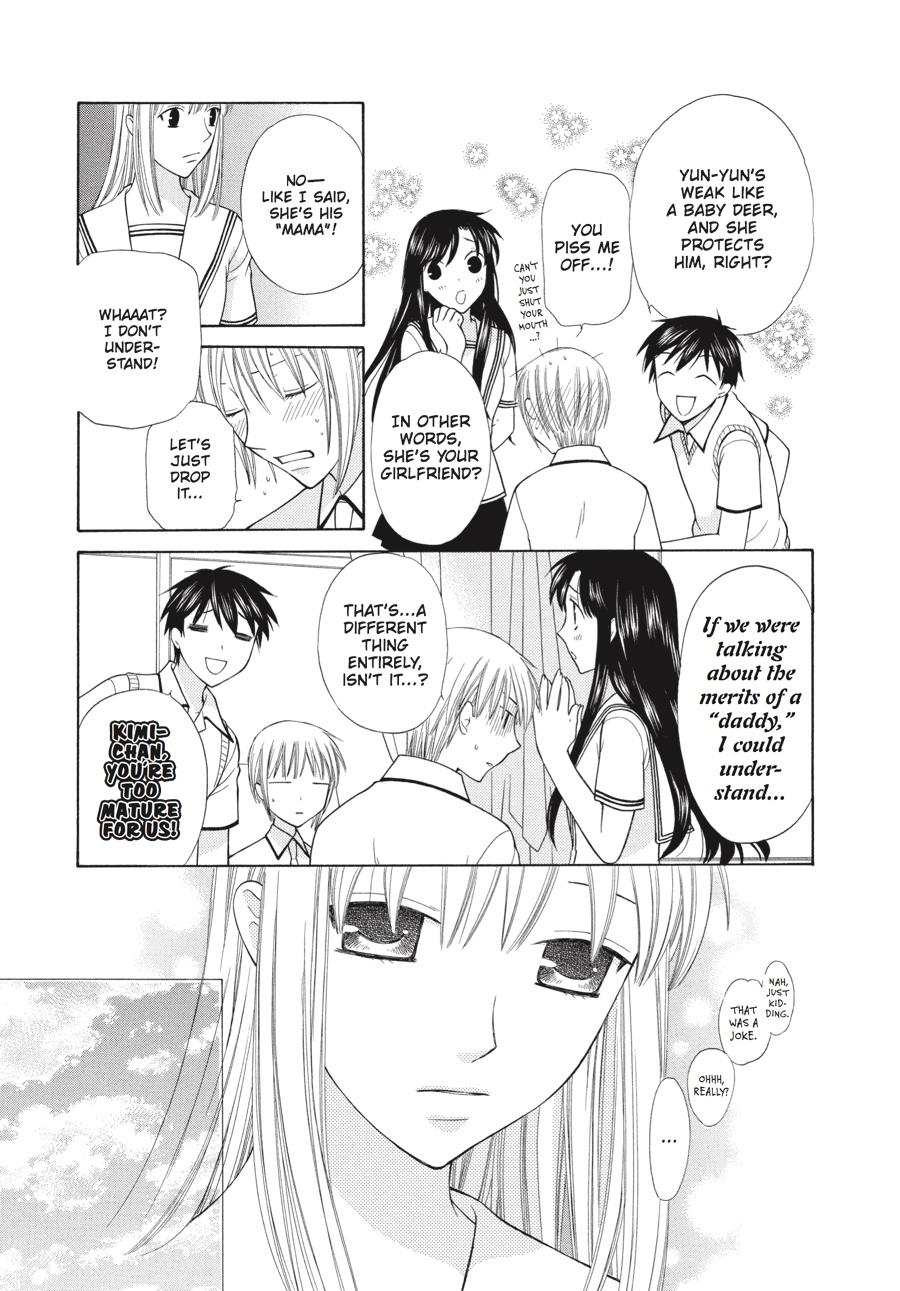 Fruits Basket, Chapter 125 image 007