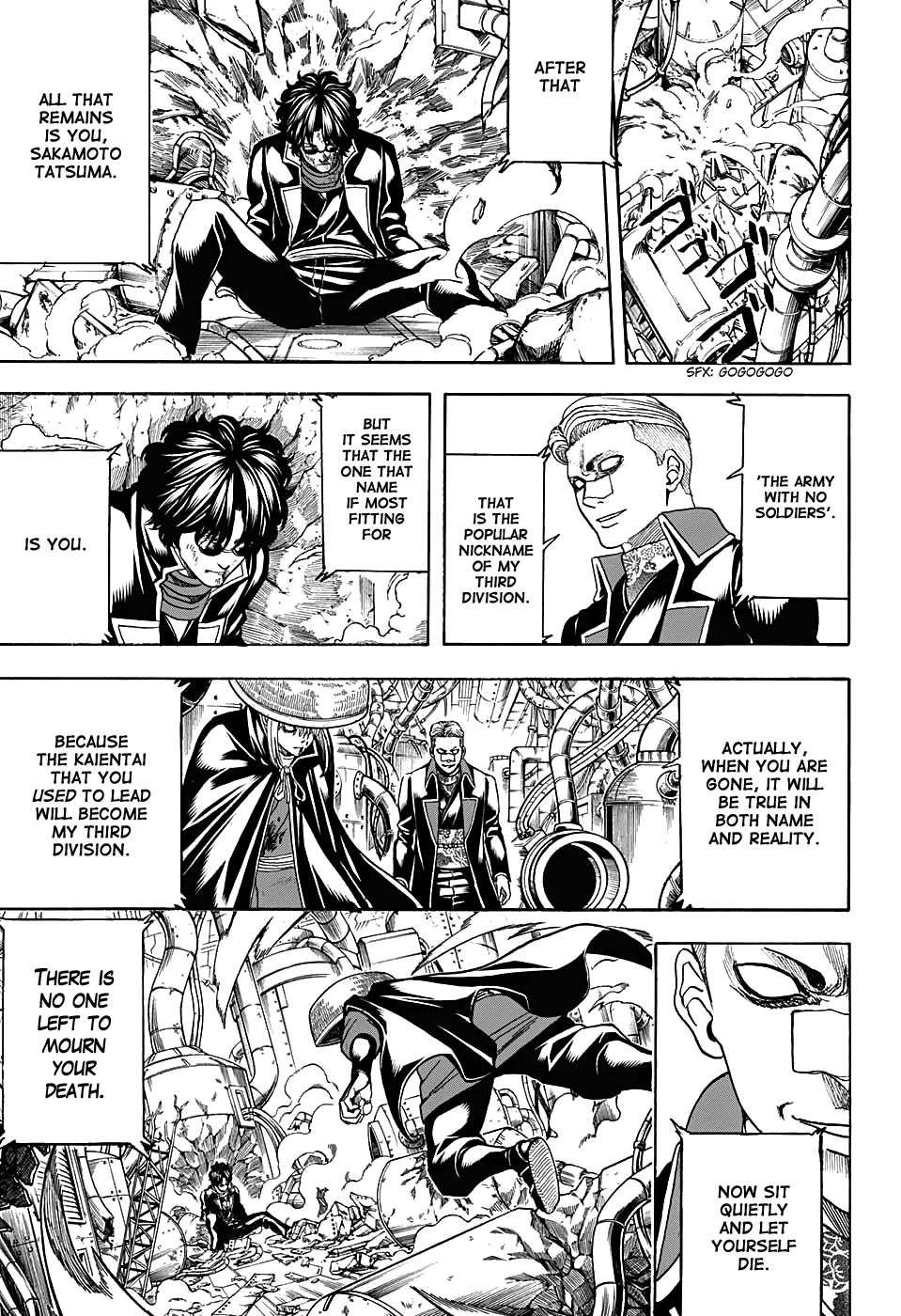 Gintama Chapter, 567 image 005
