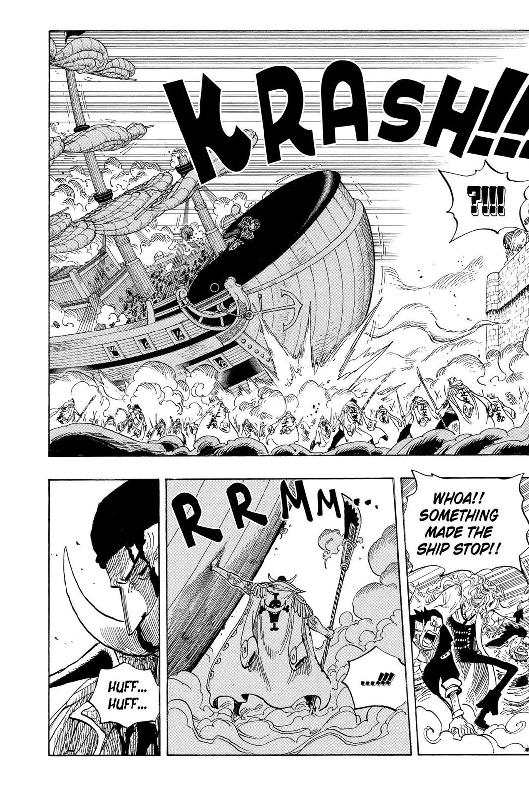 One Piece, Chapter 572 image 013