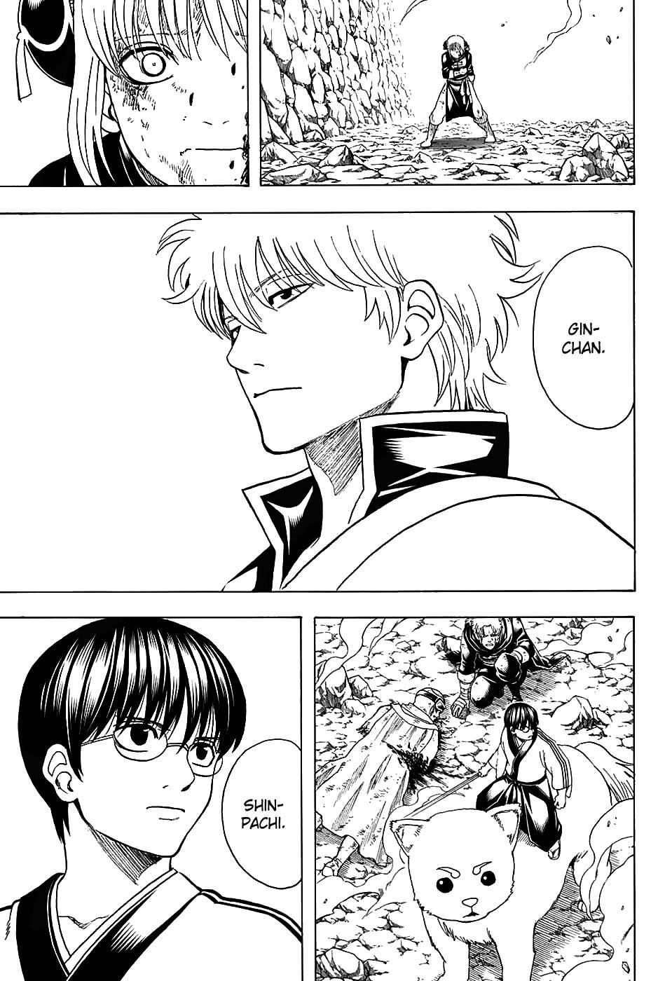 Gintama Chapter, 584 image 003
