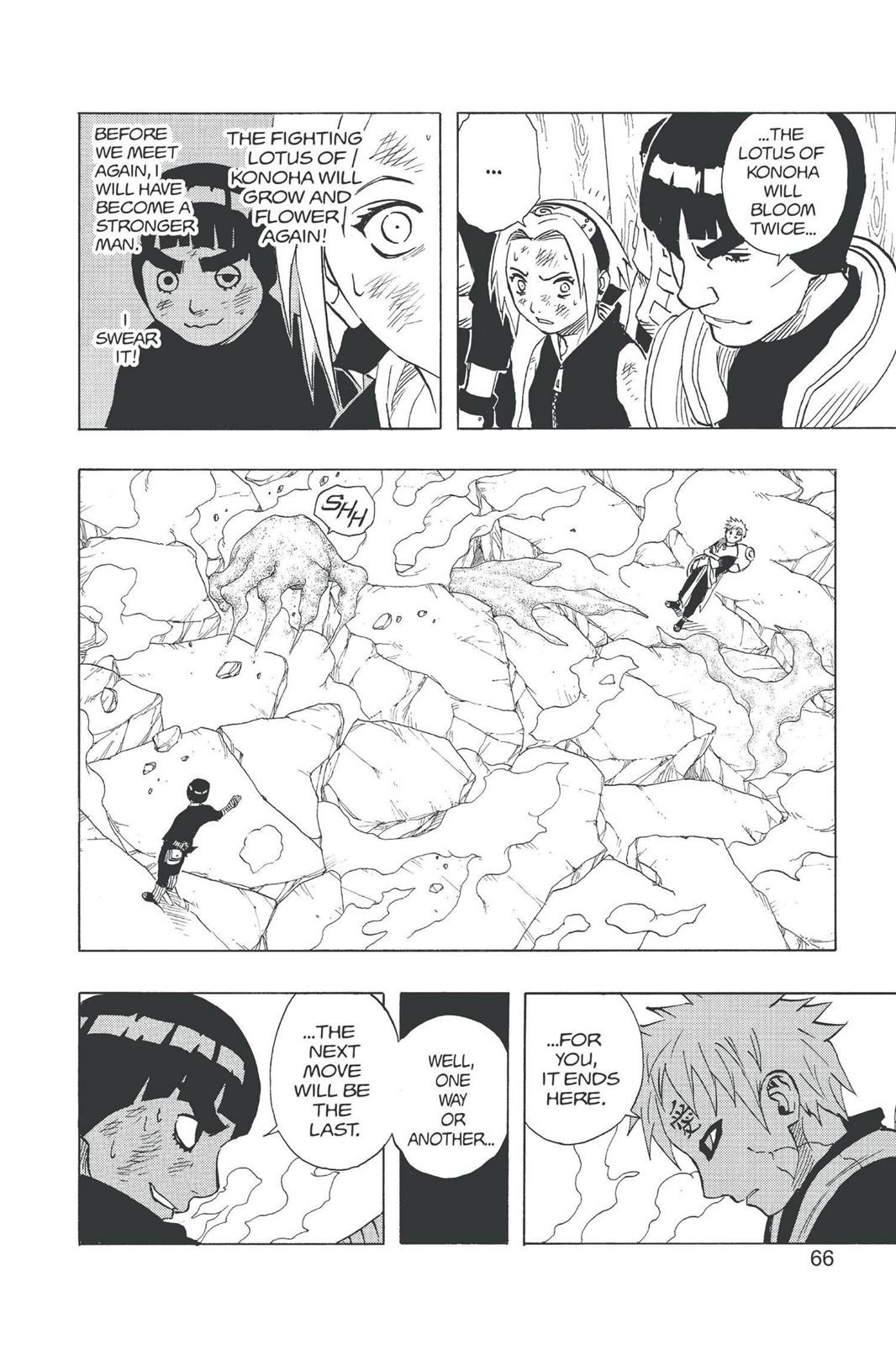Naruto, Chapter 85 image 002