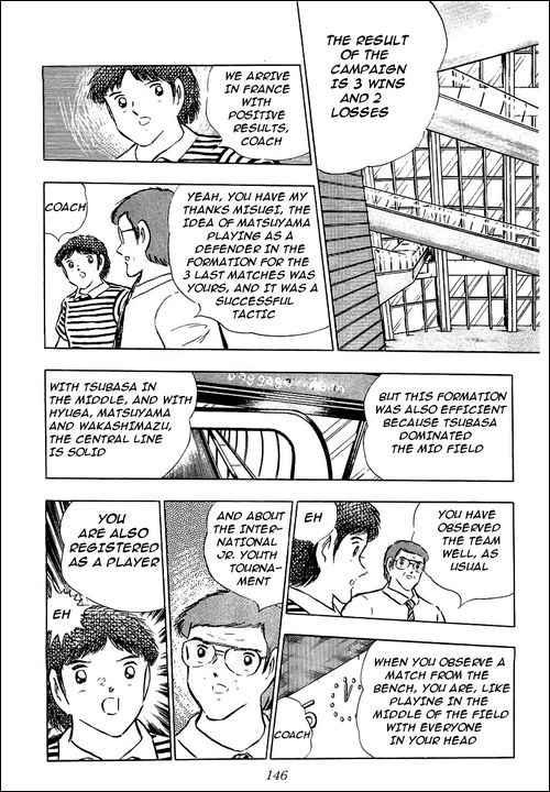 Captain Tsubasa, Chapter 89 image 069