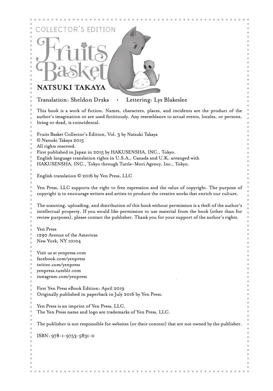 Fruits Basket, Chapter 36 image 036