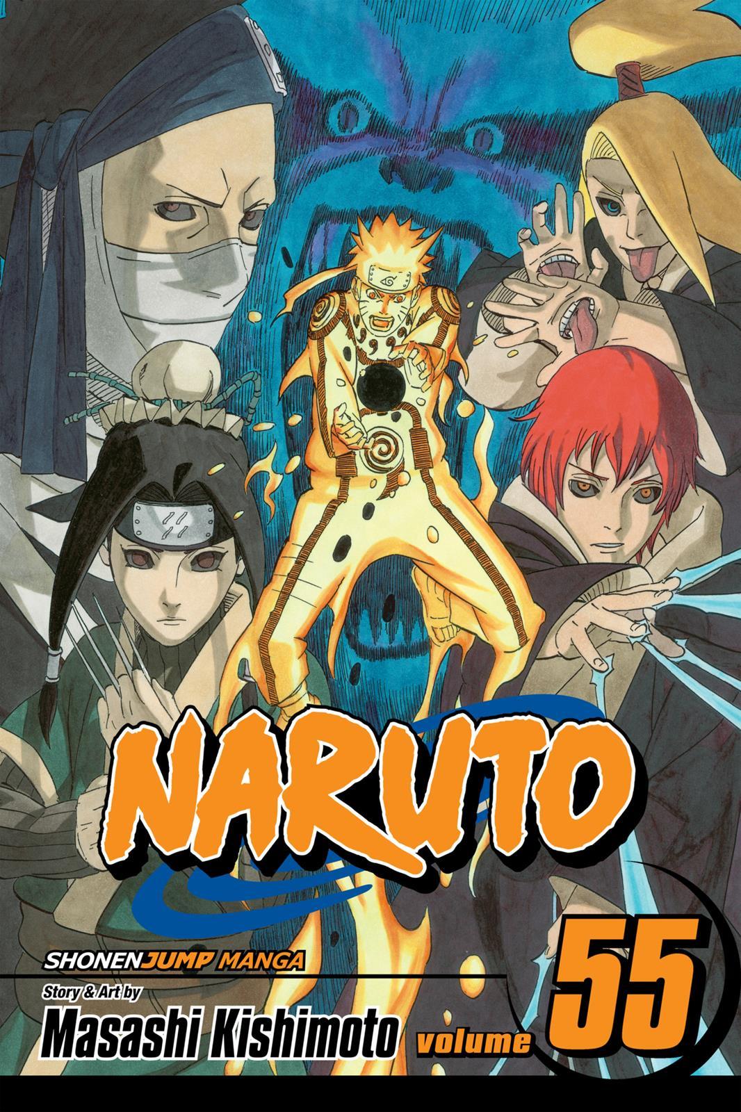 Naruto, Chapter 515 image 001
