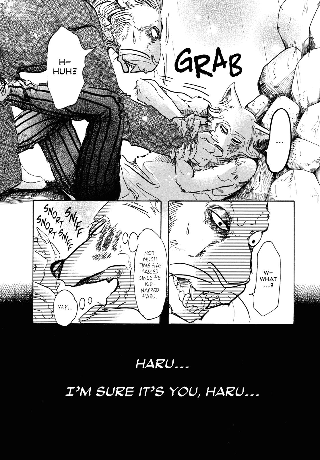 Beastars Manga, Chapter 40 image 006
