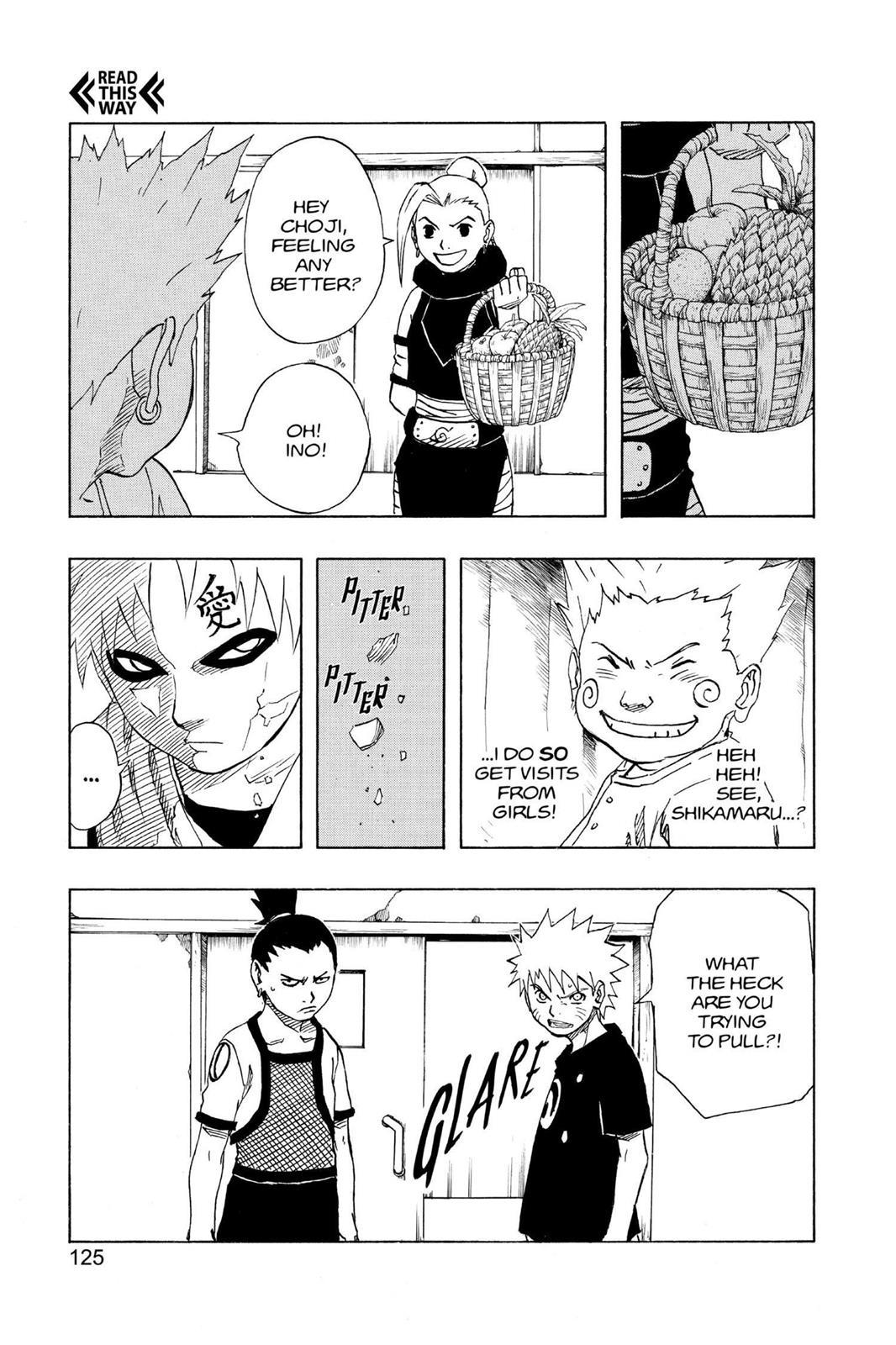 Naruto, Chapter 96 image 019