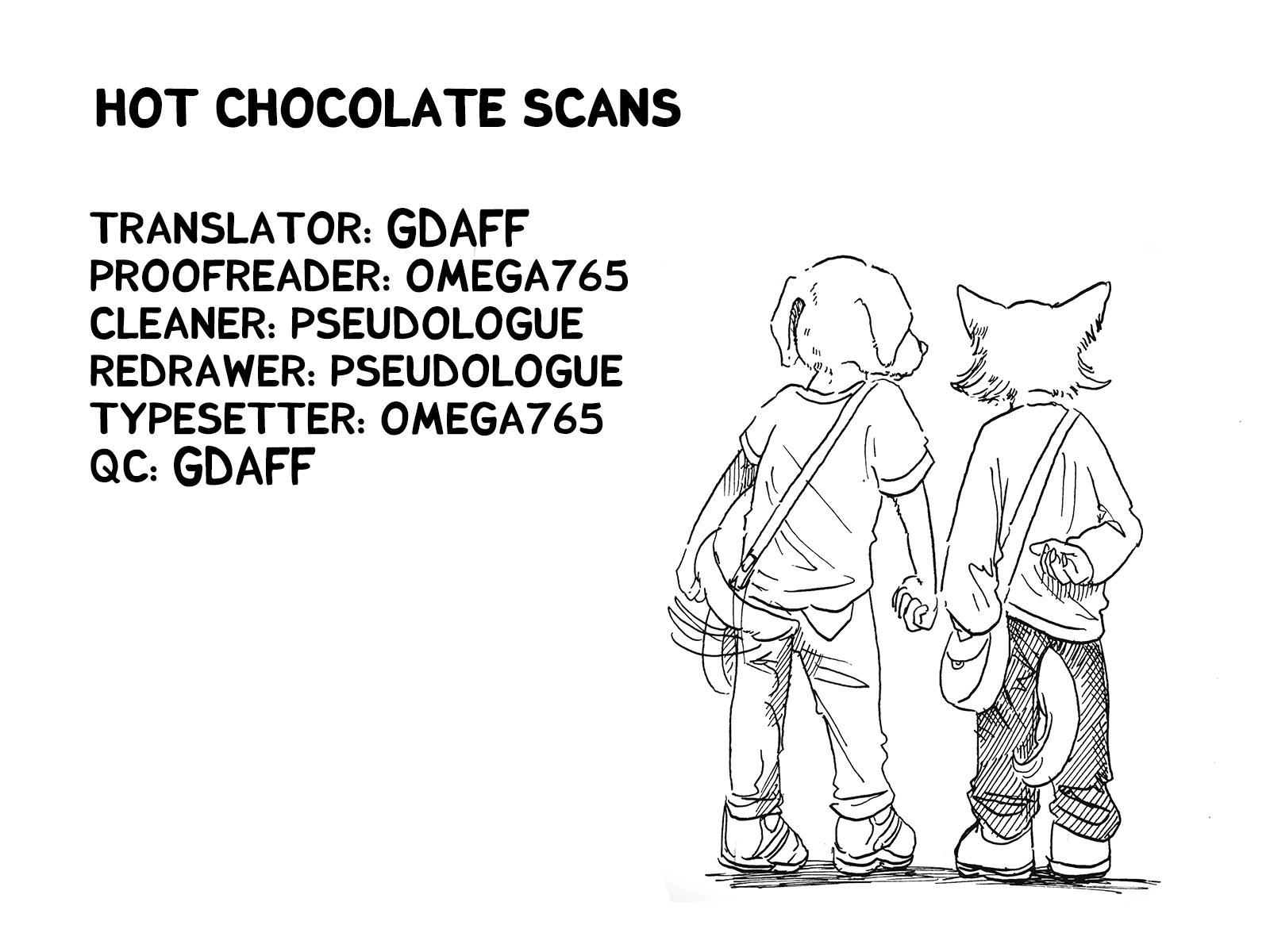 Beastars Manga, Chapter 152 image 020