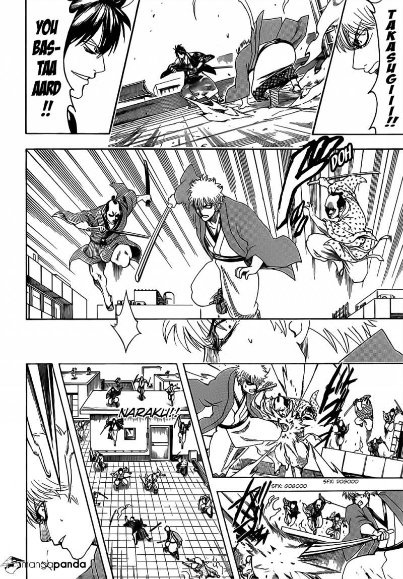 Gintama Chapter, 690 image 016