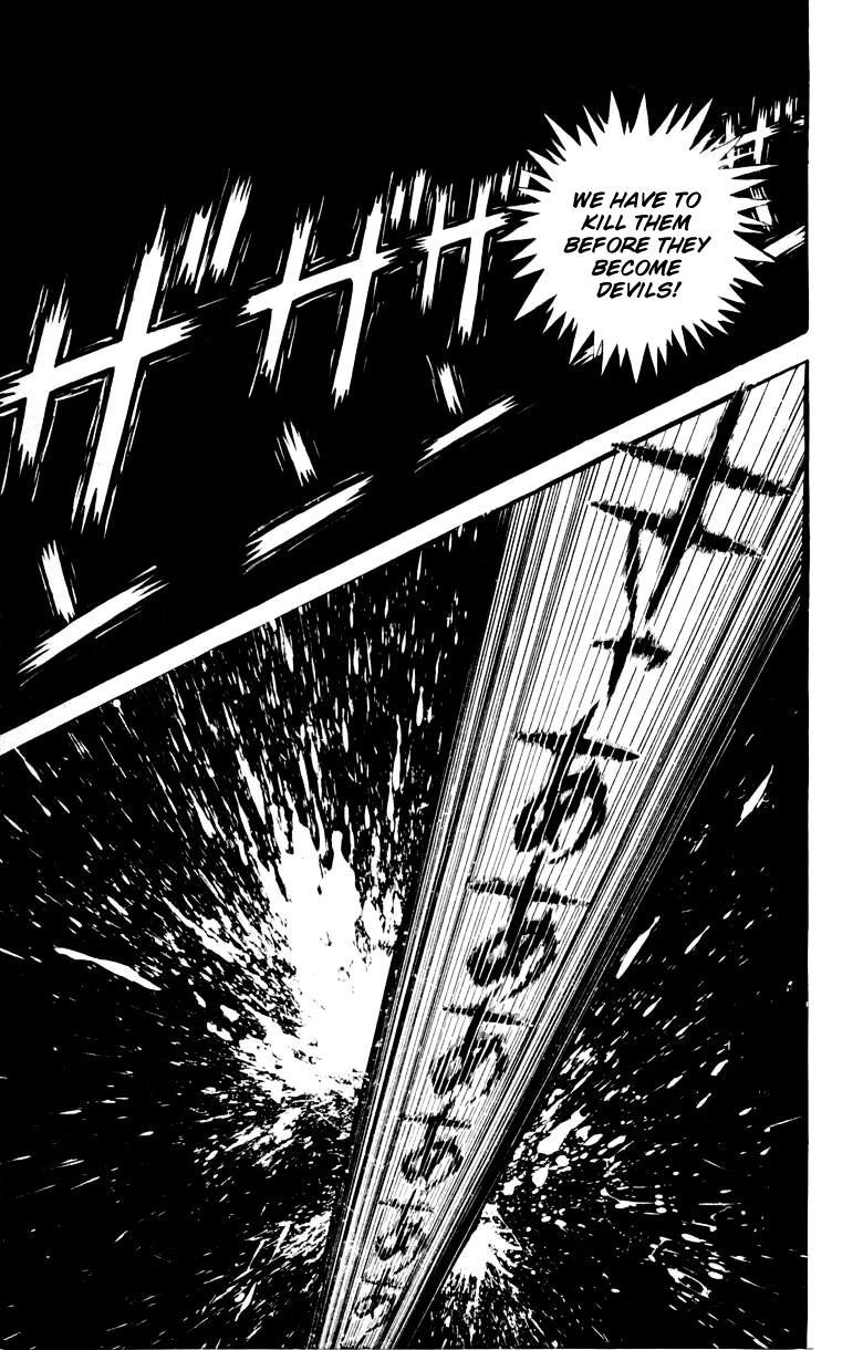 Devilman, Chapter 4 image 163