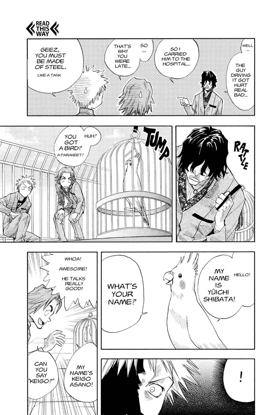 Bleach, Chapter 7 image 013