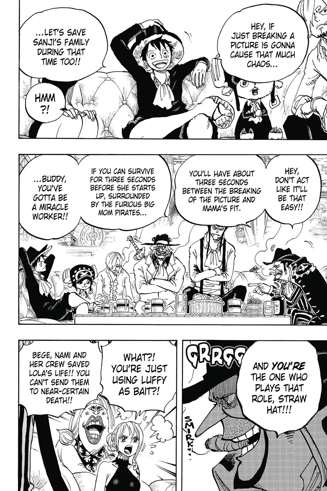 One Piece, Chapter 859 image 015